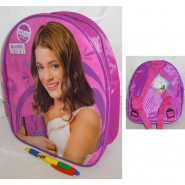 VIOLETTA Mini BACKPACK 28x24cm Original DISNEY