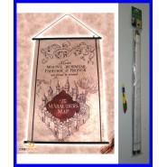 Harry POTTER Stupenda MAPPA MAGICA DI MARAUDER Poster GRANDE Originale OFFERTONA
