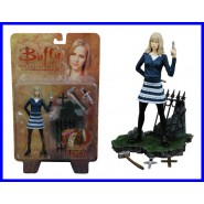 RARA Figura 15cm DARLA WELCOME TO HELLMOUTH Buffy BTVS Diamond Select USA Boxed
