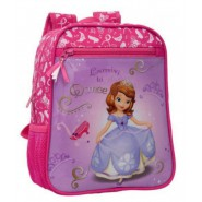 SOFIA PRINCIPESSA Zaino LEARNING DANCE 23x28cm ORIGINALE DISNEY First BACKPACK