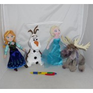 FROZEN Talking PLUSH 20cm Choose Your One ORIGINAL DISNEY Elsa Olaf Sven