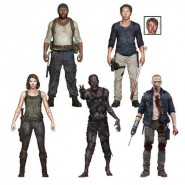 WALKING DEAD Tv Serie Action Figure 15cm  McFarlane ACTION FIGURE Serie 1 2014