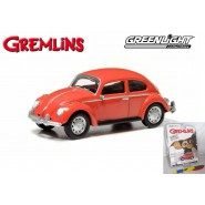 GREMLINS Auto VOLKSWAGEN CLASSIC BEETLE Scala 1:64 GREENLIGHT Collectibles