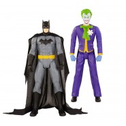 DC UNIVERSE 2 Pack BATMAN e JOKER Action Figure 51cm Originali JAKKS PACIFIC Big