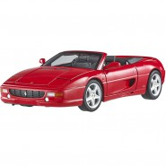 Modello 1/18 Auto FERRARI F355 SPIDER 1994 Mattel Hot Wheels ELITE