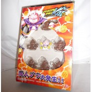 BOX Set 9 Figure MAJIN BU Dragonball Kai PLEX JAPAN Giappone Z GT Dragon-Ball