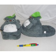 PANTOFOLE Peluche MIO VICINO TOTORO CiabatteADULT SIZE NUOVE Japan SLIPPERS Plush PIATTE
