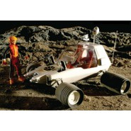 SPACE 1999 Model KIT THE ALIEN Mon ROVER 1/25 MPC