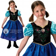 COSTUME Carnival Dress ANNA Classis FROZEN DISNEY Rubie's