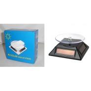 DISPLAY Rotante ad ENERGIA SOLARE per Figure Action etc.