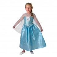 DELUXE VERSION Carnival DRESS Costume ELSA from FROZEN Disney RUBIE'S