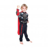 Costume Dress THOR Deluxe MUSCLE Bot Child RUBIE'S Marvel
