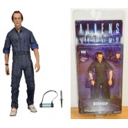 Figura Action ANDROID BISHOP 20cm NECA Serie 3 ORIGINALE Aliens NUOVA ALIEN 2