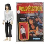 PULP FICTION Figura Action 10cm MIA WALLACE Uma Thurman FUNKO ReACTION