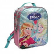 FROZEN ZAINO Zainetto 25x30cm ELSA ANNA Movie ORIGINALE DISNEY Backpack NUOVO