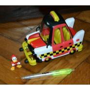 Raro Playset TAXI PAPEROGA Fethry Duck DISNEY Gadget Topolino Magazine NUOVO !!