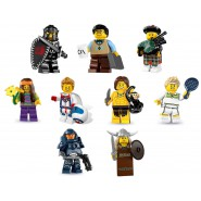 MINI LEGO Figures 8831 SERIE 7 Choose Your Figure NEW MINT