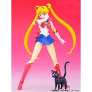 SAILOR MOON Action Figure BANDAI FIGUARTS First Edition 14cm