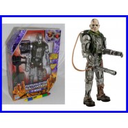ENDOSKELETON T-600 Figura ACTION Snodabile GRANDE 25cm TERMINATOR SALVATION Rara