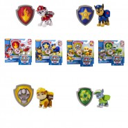 PAW PATROL Figure Action PUP BUDDIES Personaggio Zainetto ACTION Blister SPIN MASTER