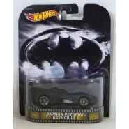BATMAN RETURNS Modellino Auto BATMOBILE Scala 1:64 Hot Wheels MATTEL Originale