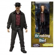 BREAKING BAD Figura HEISENBERG Grande 30cm WALTER WHITE Action Figure MEZCO New
