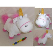 Plush FLUFFY UNICORN 30cm TOP Quality ORIGINAL Despicable Me 2 Minions