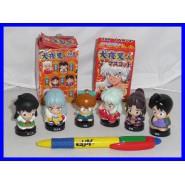 "RARO Set 6 Figure ""Deformed"" INUYASHA SESSHOMARU KAGOME Trading Figures JAPAN"
