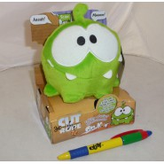 CUT THE ROPE Plush 13cm OM NOM Talking and with sounds Original Official