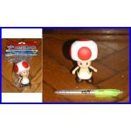 JAPAN Banpresto Figure 9cm TOAD MUSHROOM Super Mario