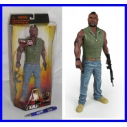 A-TEAM Talking Figure 30cm 12'' BARACUS B.A.