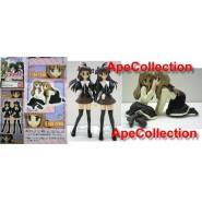BANDAI Set 4 Figures MOE A LA MODE Part 1 Sexy Girls Manga JAPAN Rare