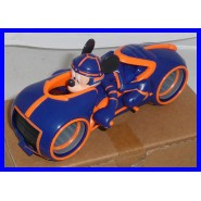 RARO Gadget Topolino TOPOTRON Moto TRON 2011 Mickey Mouse DISNEY ITALY Blister !