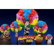 MADAGASCAR 3 Europe Most Wanted PLUSH Originale Official DREAMWORKS You Choose