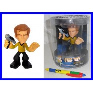 STAR TREK Figura 15cm CAPTAIN James KIRK Bobble Head FUNKO Originale NUOVA Vinyl