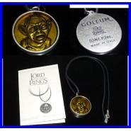 Signore Anelli CIONDOLO GOLLUM Smeagol ORIGINALE The Hobbit LOTR Collana Pendant