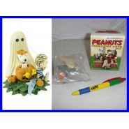 Figura PEANUTS Snoopy e Charlie Brown Halloween TRADING FIGURE Square Enix JAPAN