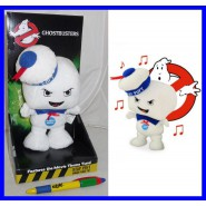 GHOSTBUSTERS Plush MARSHMALLOW MAN Bad Version STAY PUFT 20cm With SOUND