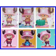 ONE PIECE Figura CHOPPER 10cm A SCELTA Originale BANPRESTO Japan NEW Tony Renna