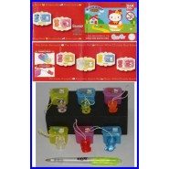RARO Set 6 Figure HELLO KITTY Favole TINY BOX Fairy Tales BANDAI Gashapon 2008