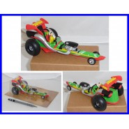 Gadget Topolino DRAGSTER Auto PIPPO 2009 Goofy DISNEY LIMITED EDITION Playset