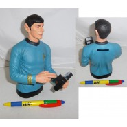STAR TREK Busto Figura SPOCK Salvadanaio 20cm DIAMOND USA Originale MONEY BANK