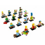 THE SIMPSONS SERIE 1 Figura a scelta LEGO Mini Figures 71005