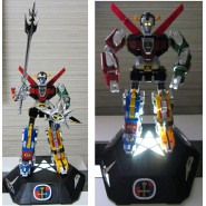 VOLTRON 30th ANNIVERSARY Toynami ROBOT Figura 30cm Action DieCast NUOVO BOXED