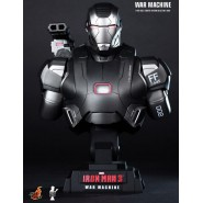 Bust WAR MACHINE from RON MAN 3 Scale 1/4 Original HOT TOYS HTB10