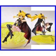 NANOHA Figura FATE TESTAROSSA 20cm YAMATO Originale NUOVA Magical Girl GIAPPONE