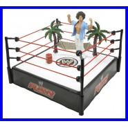 CARLITO'S CABANA Playset ARENA WRESTLING Figure CARLY Jakks Pacific