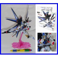 Statua Figura GUNDAM FREEDOM STRIKE ZGMF-X20A Originale BANPRESTO DX Japan