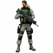 RESIDENT EVIL 6 Figura CHRIS REDFIELD Creator's Model 25cm SCALA 1/8 New CAPCOM