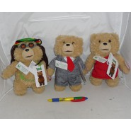 TALKING PLUSH 20cm TED Volgar BEAR Choose Your One